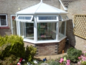 Conservatory & Extension